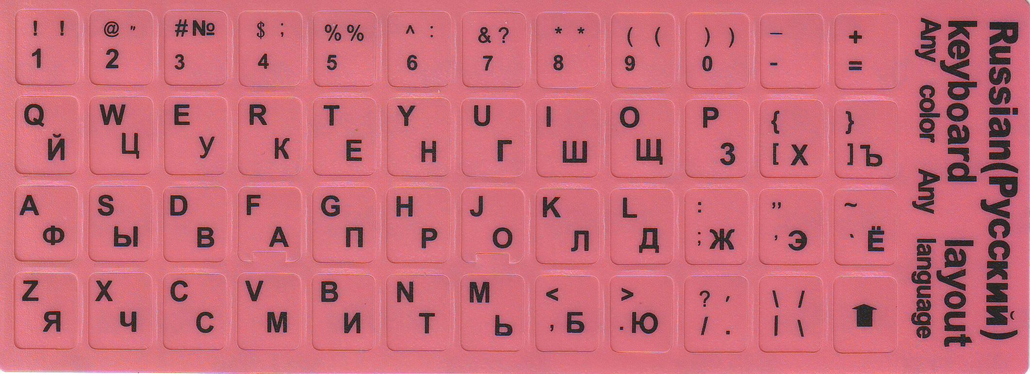 Как сделать чтобы клавиатура печатала буквы а не цифры